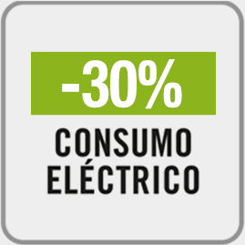 Consumo reducido en beneficio de la factura de electricidad <sup>2</sup>