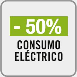 Consumo reducido en beneficio de la factura de electricidad <sup>2</sup>